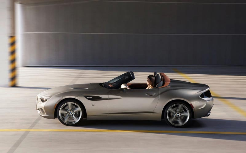 Фото BMW Zagato Roadster Concept