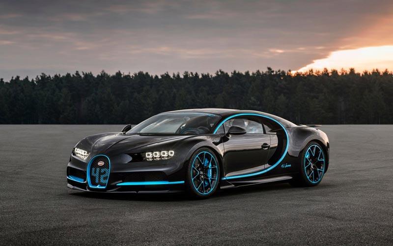 Фото Bugatti Chiron