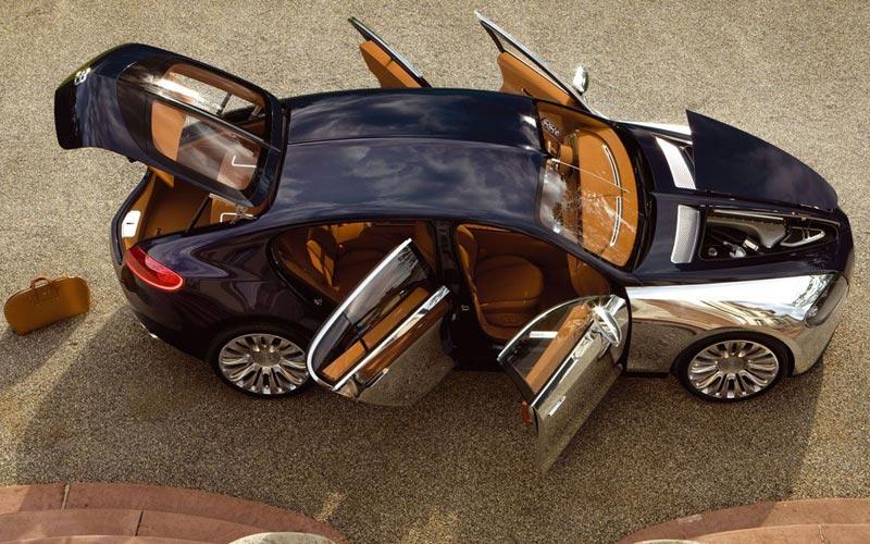 Фото Bugatti 16C Galibier