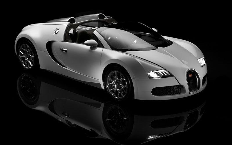 Фото Bugatti Veyron 16.4 Grand Sport