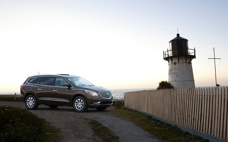 Фото Buick Enclave