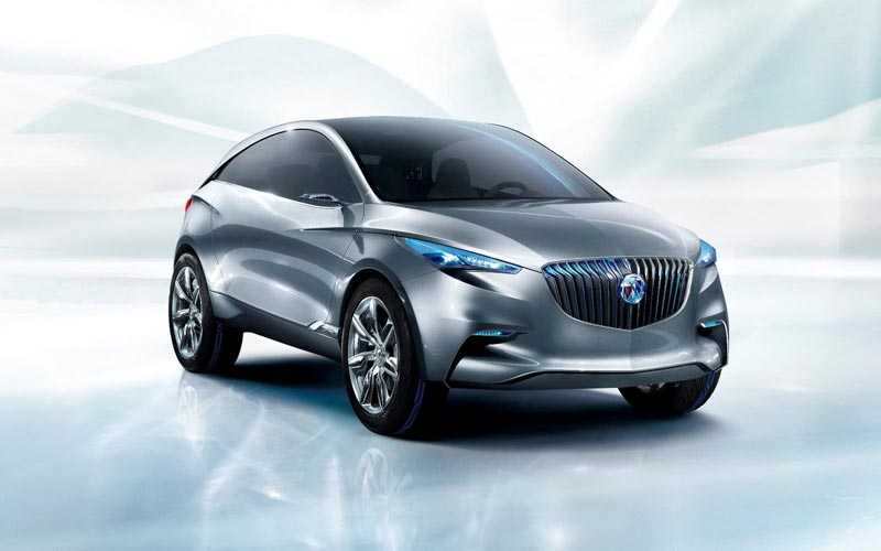 Фото Buick Envision Concept