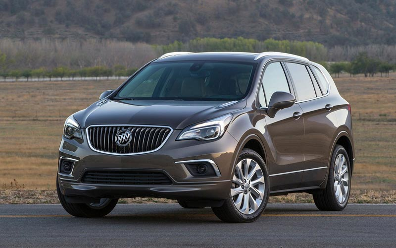 Фото Buick Envision