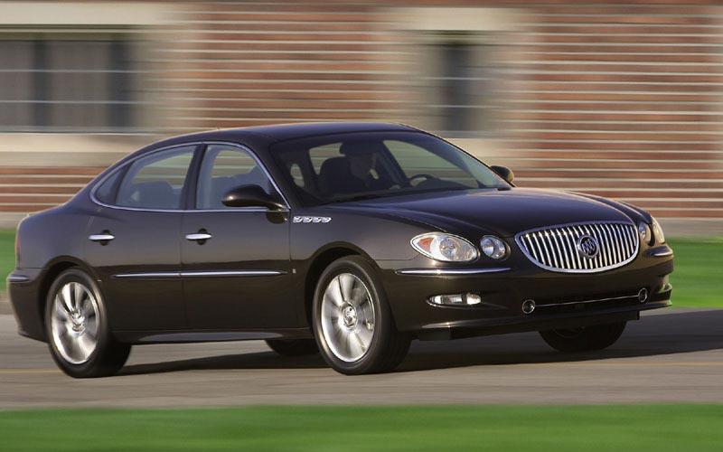 Фото Buick LaCrosse  (2007-2009)