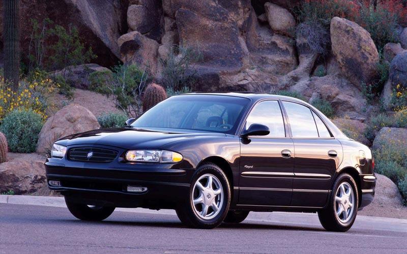 Фото Buick Regal  (1997-2004)