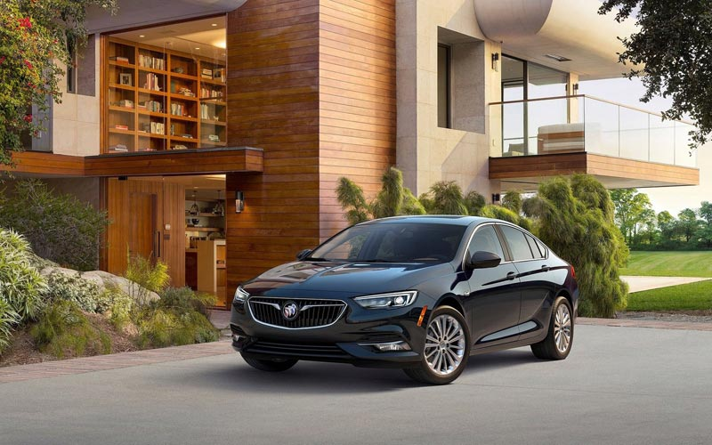 Фото Buick Regal 2017