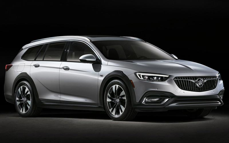Фото Buick Regal TourX
