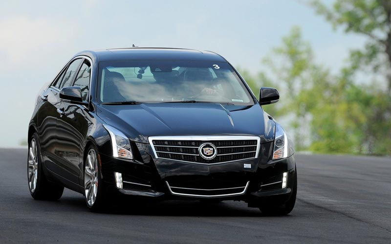 Фото Cadillac ATS