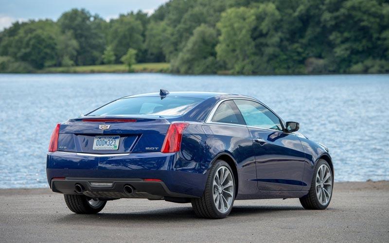 Фото Cadillac ATS Coupe