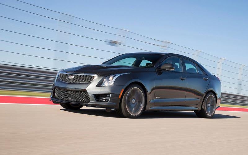 Фото Cadillac ATS-V