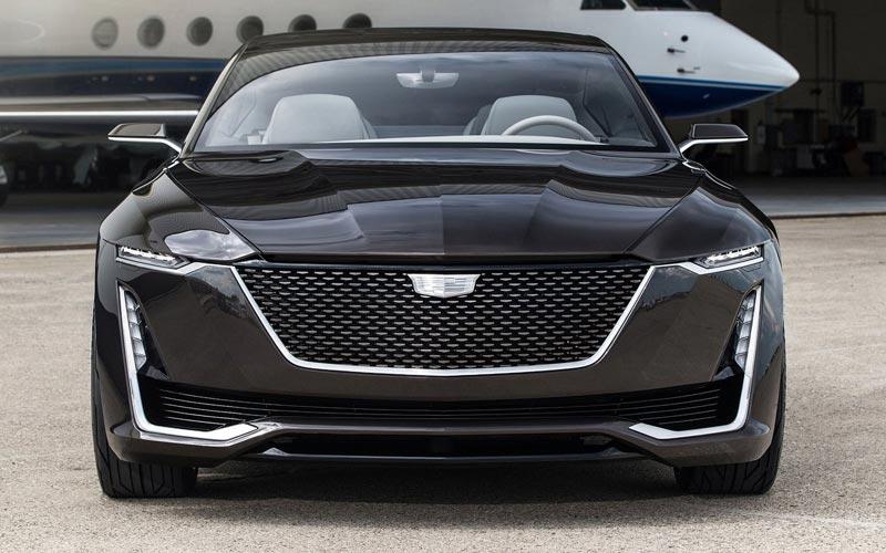 Фото Cadillac Escala Concept