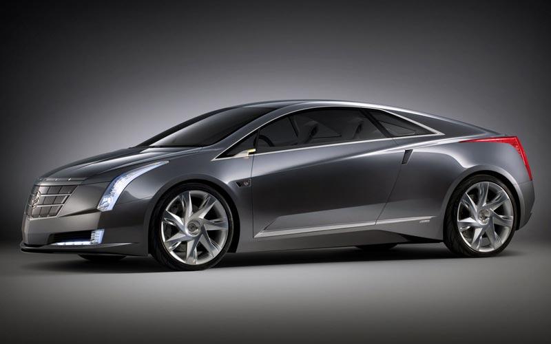 Фото Cadillac Converj Concept