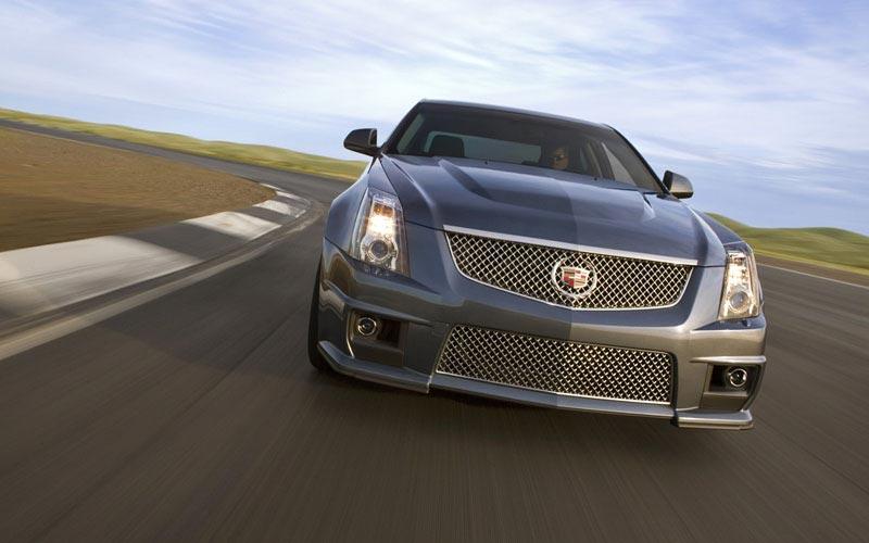 Фото Cadillac CTS-V  (2008-2012)