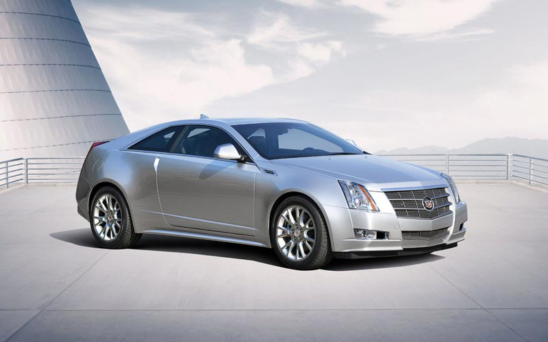 Фото Cadillac CTS Coupe