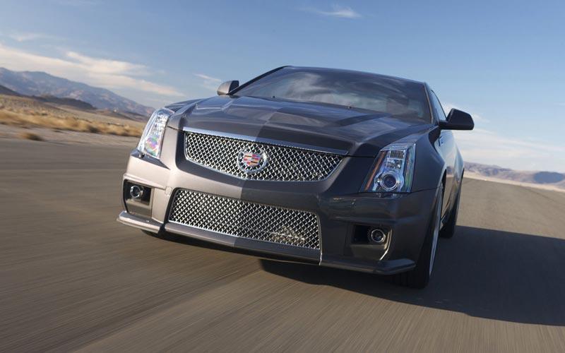 Фото Cadillac CTS-V Coupe