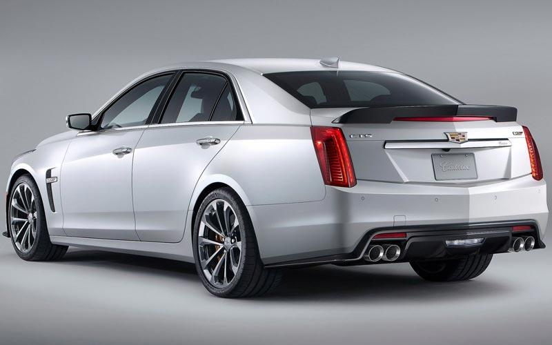 Фото Cadillac CTS-V