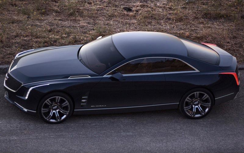 Фото Cadillac Elmiraj Concept