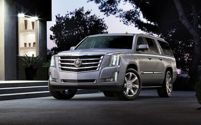 Фото Cadillac Escalade ESV