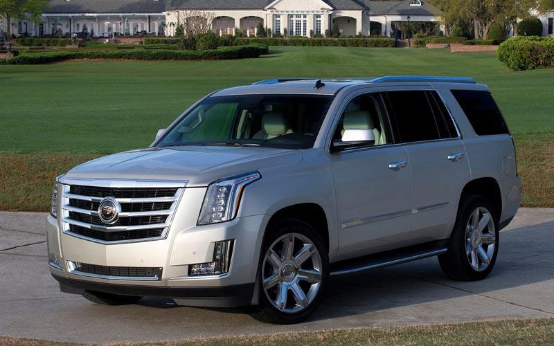 Фото Cadillac Escalade