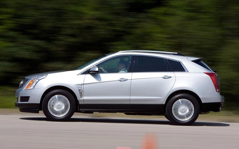 Фото Cadillac SRX