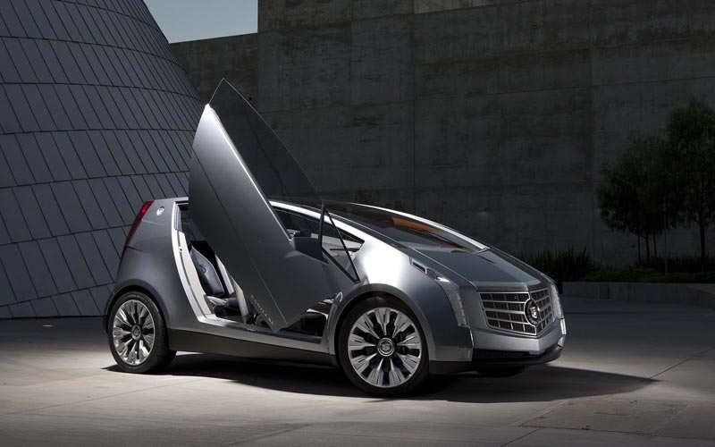 Фото Cadillac Urban Luxury Concept