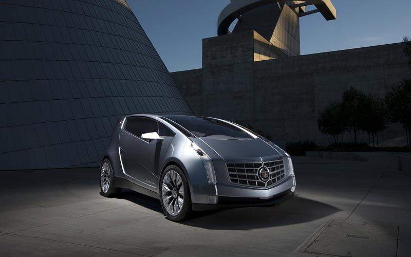 Фото Cadillac Urban Luxury Concept