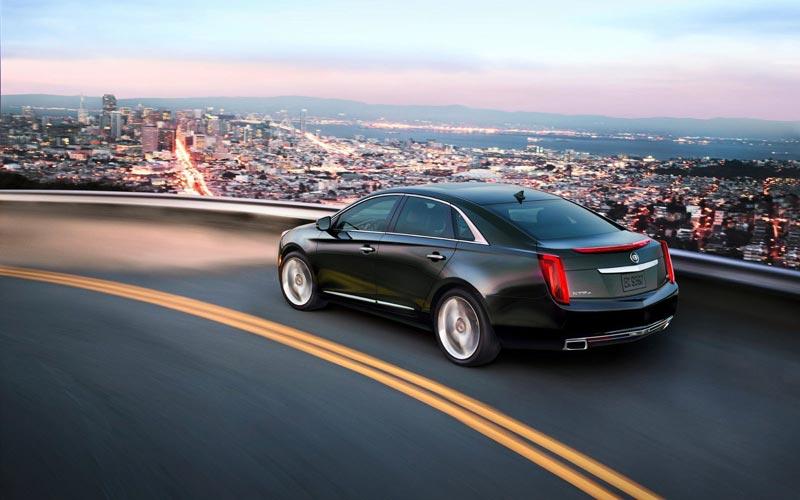 Фото Cadillac XTS
