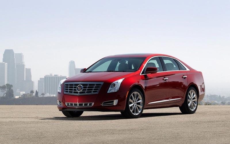 Фото Cadillac XTS  (2012-2017)