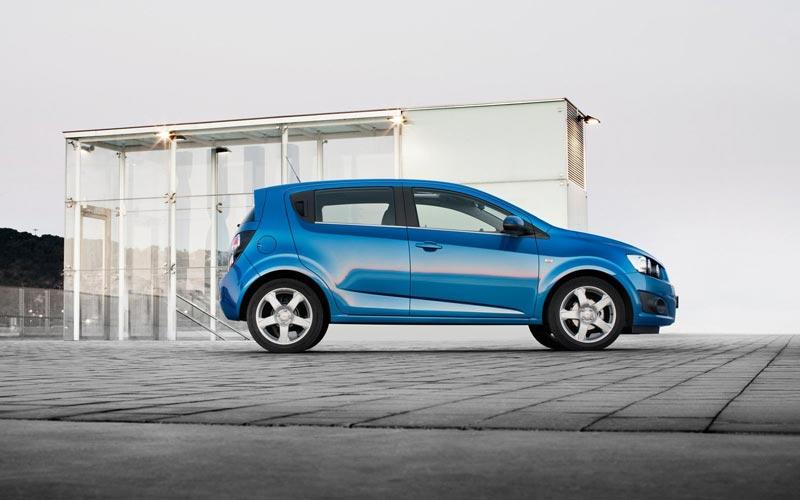 Фото Chevrolet Aveo
