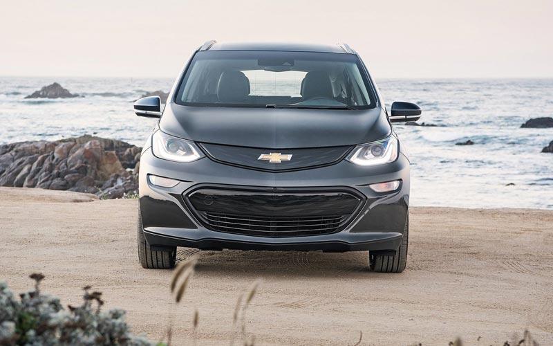 Фото Chevrolet Bolt