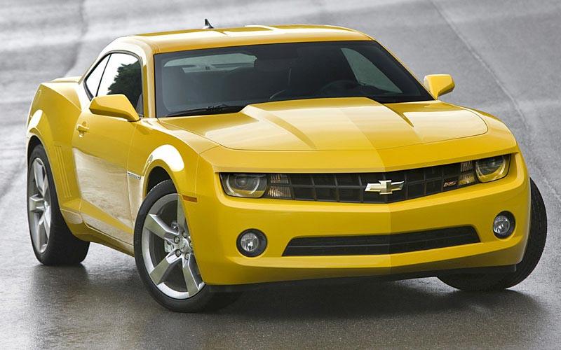 Фото Chevrolet Camaro  (2009-2013)