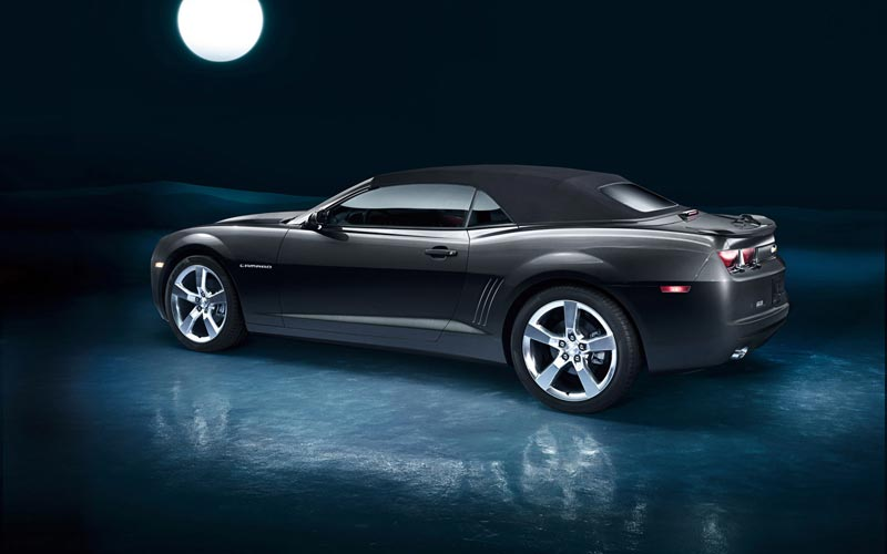 Фото Chevrolet Camaro Convertible  (2011-2013)