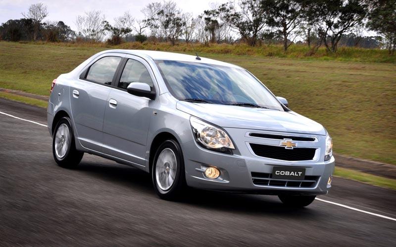 Фото Chevrolet Cobalt