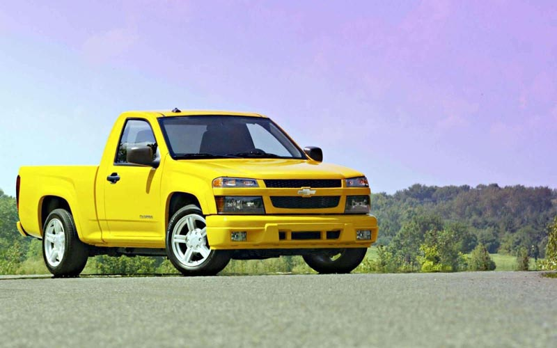 Фото Chevrolet Colorado Regular Cab  (2006-2011)