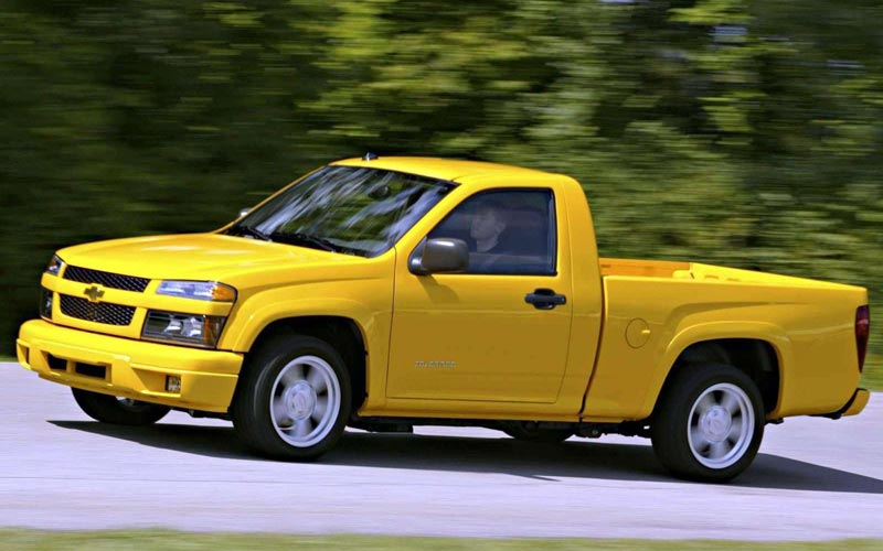 Фото Chevrolet Colorado Regular Cab  (2006-2011)