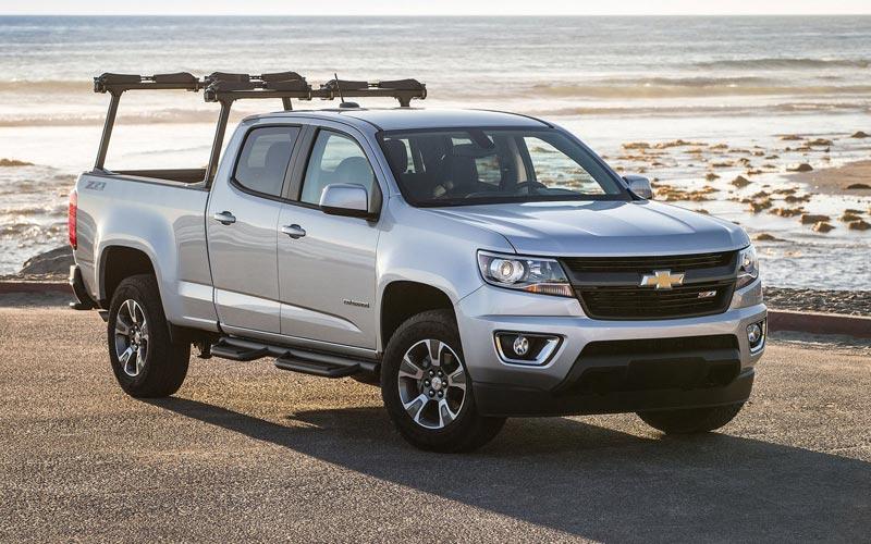 Фото Chevrolet Colorado