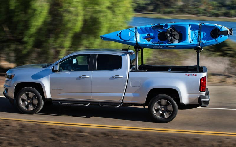 Фото Chevrolet Colorado