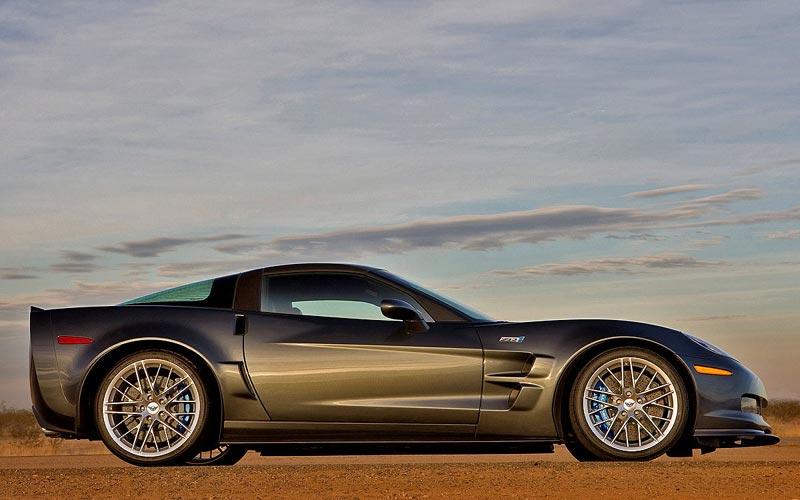 Фото Chevrolet Corvette ZR1  (2008-2013)