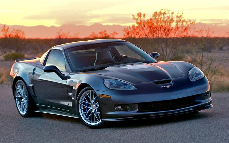 Фото Chevrolet Corvette ZR1  (2008-2013)