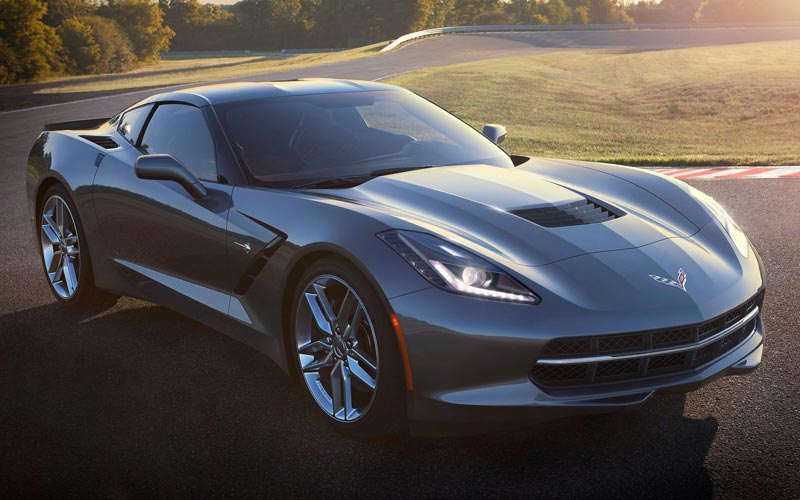 Фото Chevrolet Corvette C7 Stingray