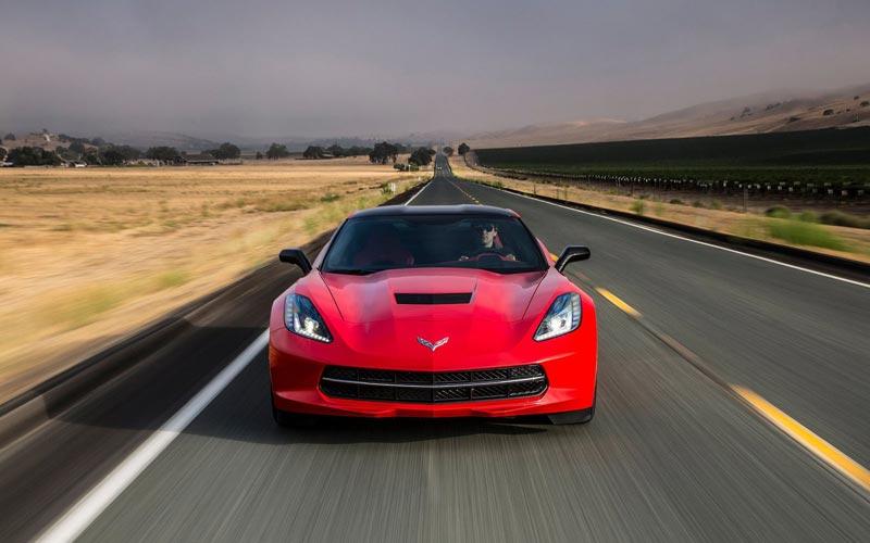 Фото Chevrolet Corvette C7 Stingray
