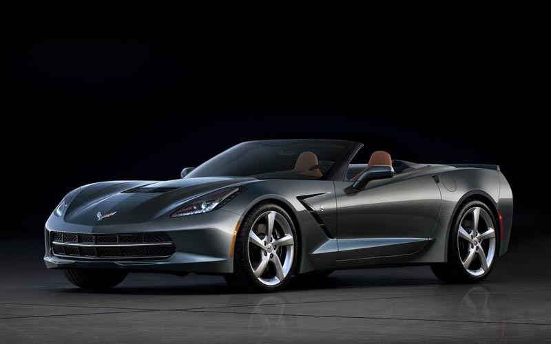 Фото Chevrolet Corvette C7 Stingray Convertible