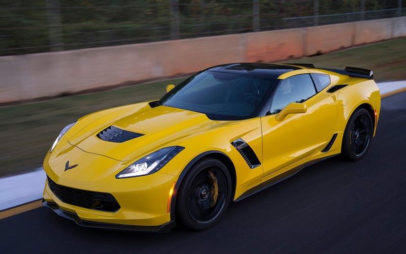 Фото Chevrolet Corvette Z06