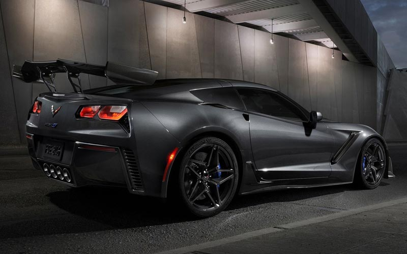 Фото Chevrolet Corvette ZR1