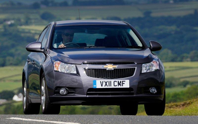Фото Chevrolet Cruze Hatchback  (2011-2016)