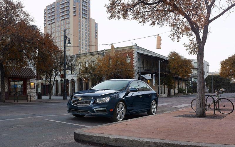 Фото Chevrolet Cruze 2014