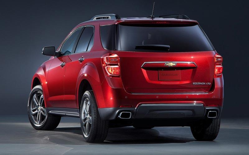 Фото Chevrolet Equinox  (2015-2017)