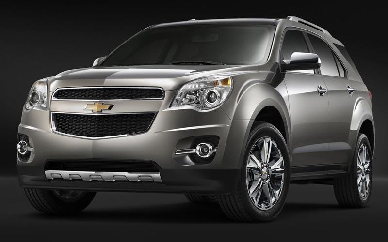 Фото Chevrolet Equinox  (2009-2015)