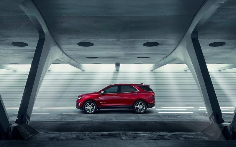 Фото Chevrolet Equinox