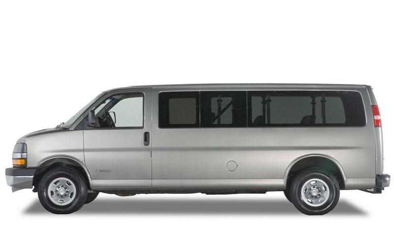 Фото Chevrolet Express